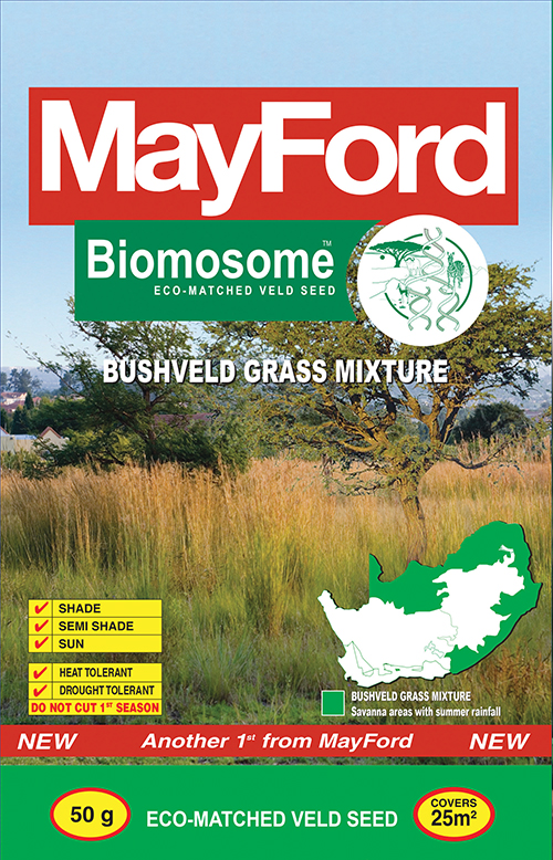 Bushveld Grass Mixture