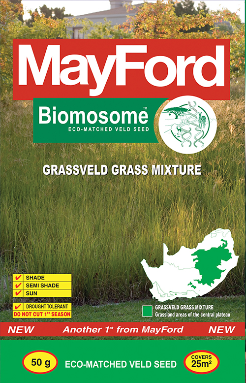 Grassveld Grass Mixture
