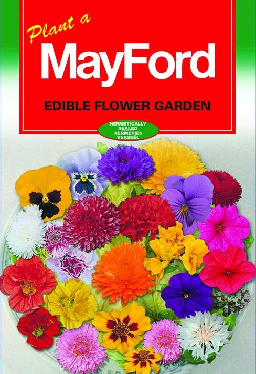 Flower Garden – Edible